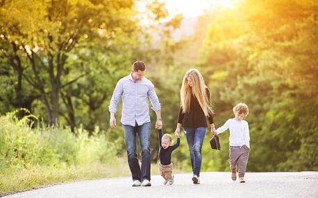 Beskydy pro rodiny: Penzion Ondřejník s polopenzí a wellness + 2 děti zdarma