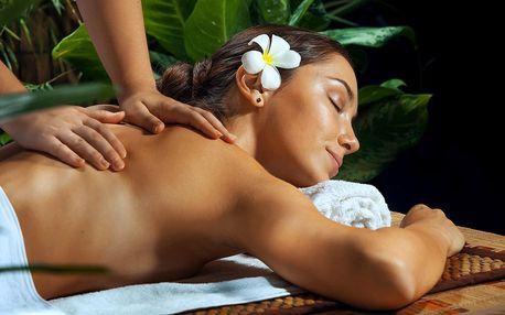 60 nebo 120 minut v nebi: masáž dle výběru