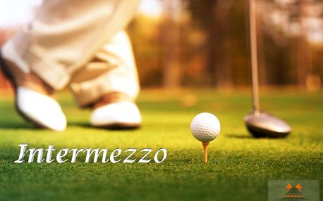 Golf intermezzo (2 noci) v Karlových Varech