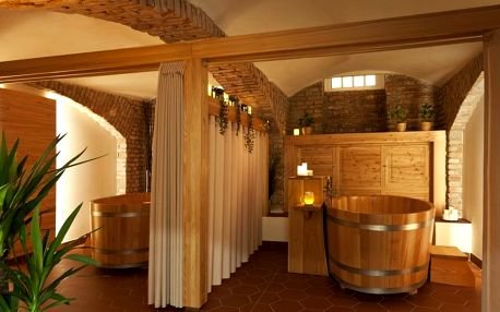 Pivní lázně Oderberg Exclusive pro 2 osoby