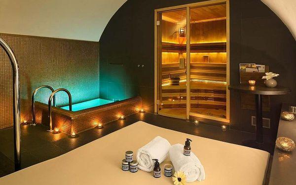 Exkluzivní wellness noc na zámku s masáží a degustačním menu pro dva3