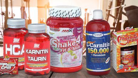 Doplňky stravy: podpora hubnutí i růstu svalů