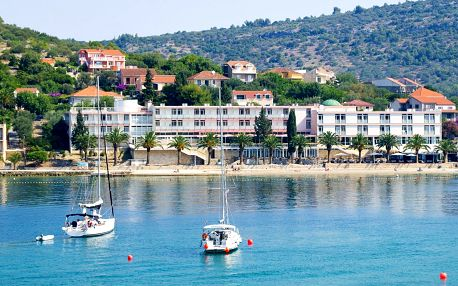 Pobyt v hotelu přímo u pláže na ostrově Korčula