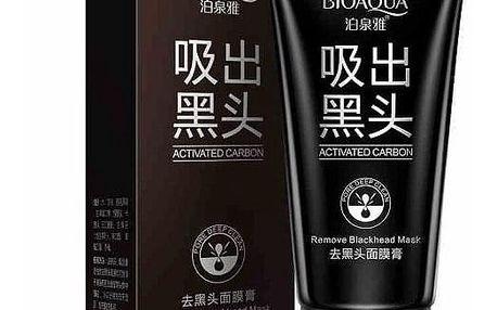 Pleťová maska Bioaqua pro odstranění černých teček