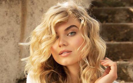 Luxusní hydratace vlasů i možnost střihu a barvení