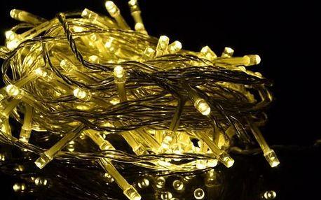 Nexos 33538 Vánoční LED osvětlení 40 m - teple bílá, 400 diod