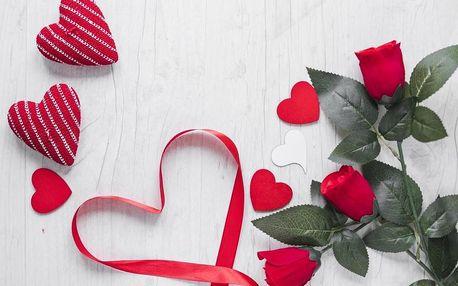 Romantika pre zamilovaných v Rajeckých Tepliciach