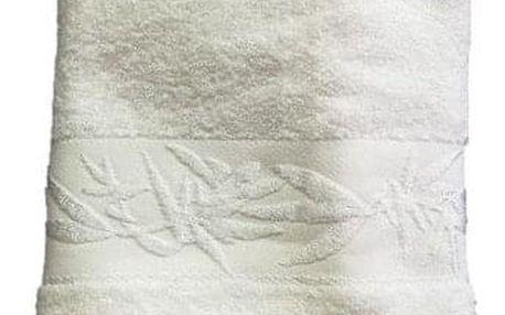 JAHU Hanoi Ručník - bílá 50x100 cm