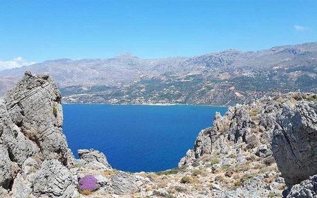 Řecko - Kréta letecky na 8 dnů