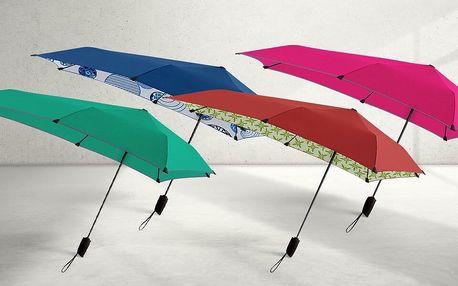 Inovativní skládací deštníky značky Senz°