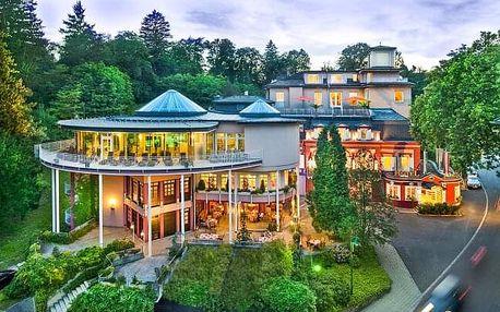 Rakousko u Grazu: Luxusní Hotel Allmer **** se snídaní a wellness s bazénem