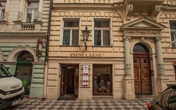 Romantická noc s procedurou BBB, 2 dny (1 noc), počet osob: 2 osoby, Praha 1 - Staré město (Praha)2