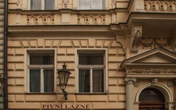 Romantická noc s procedurou BBB, 2 dny (1 noc), počet osob: 2 osoby, Praha 1 - Staré město (Praha)5