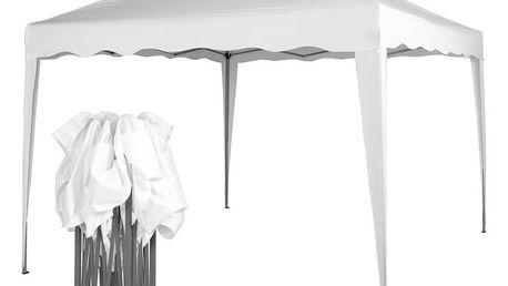 Tuin 36842 Zahradní párty stan nůžkový 3x3 m - bílý