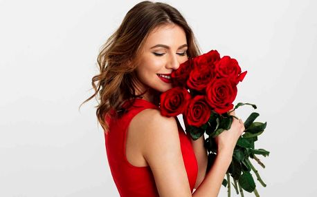 Darujte své milé k Valentýnu kytici růží