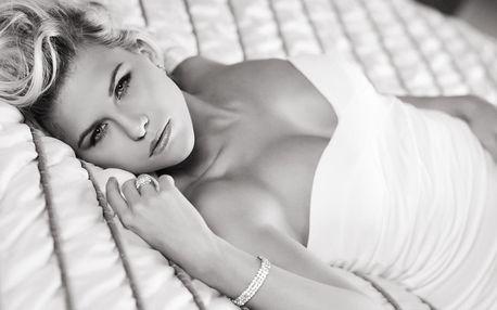 Glamour focení: 5 vyretušovaných fotografií
