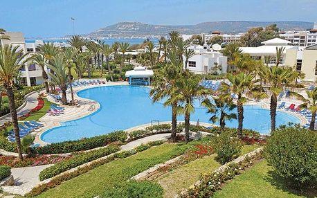 Maroko letecky na 8-15 dnů, all inclusive