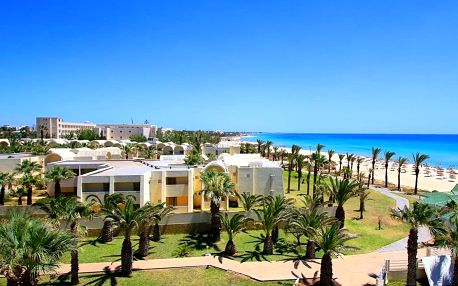 Tunisko - Hammamet letecky na 3-22 dnů, all inclusive