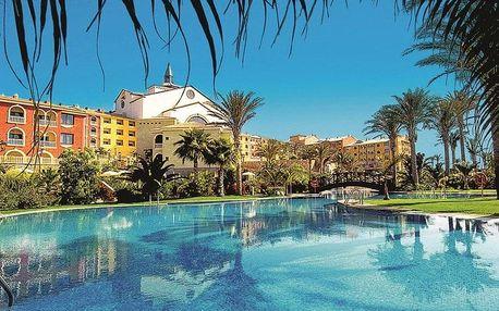 Španělsko - Fuerteventura letecky na 8 dnů, plná penze