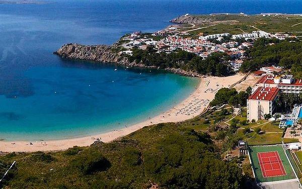 Zdravý pohyb u moře na Menorce   Club hotel Aguamarina, Zdravý pohyb, letecky, polopenze2