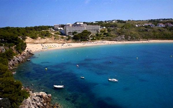 Zdravý pohyb u moře na Menorce   Club hotel Aguamarina, Zdravý pohyb, letecky, polopenze3