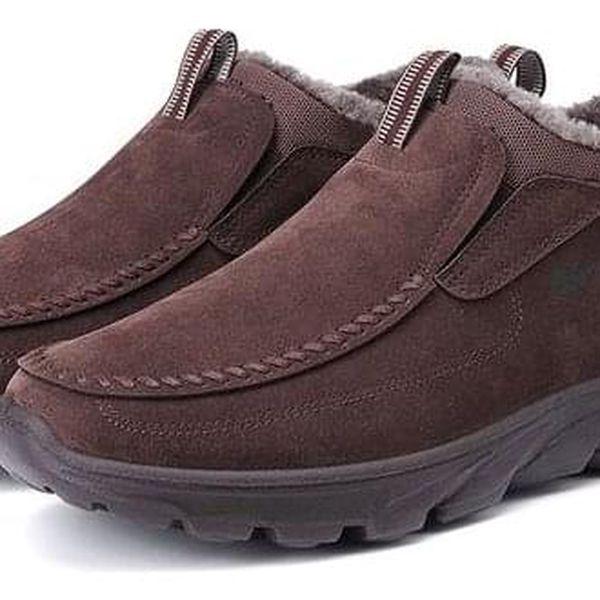 Pánské zimní boty Tren - dodání do 2 dnů