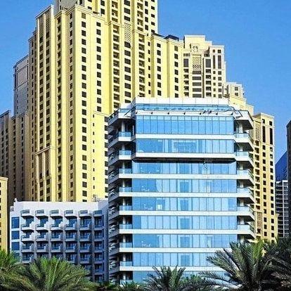 Spojené arabské emiráty - Dubaj letecky na 3-5 dnů, polopenze