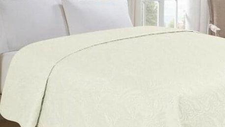 Jahu Přehoz na postel Alfa béžová, 220 x 240 cm