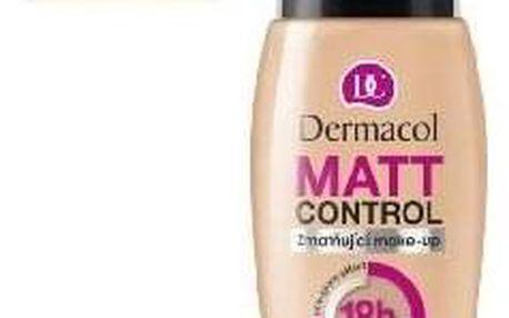 Dermacol Matt Control 30 ml matující make-up pro ženy 3