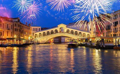 Nezapomenutelný Silvestr v Benátkách, Veneto - Benátky