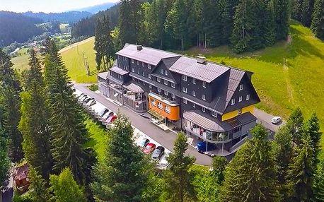Velké Karlovice - SPA Hotel LANTERNA, Česko
