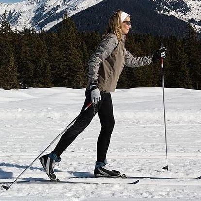 Na běžkách po Českém Švýcarsku