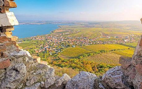 Jižní Morava: Ubytování přímo u vinaře se snídaní + degustace vína s večeří