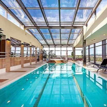 Krakov ve 4* hotelu u centra s wellness neomezeně, fitness a snídaněmi