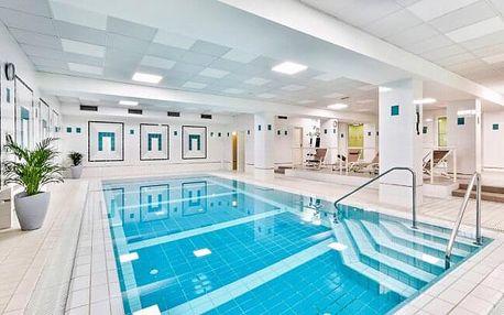 Mariánské Lázně: Parkhotel Golf **** s vyhřívaným bazénem, 3 léčebnými procedurami a polopenzí
