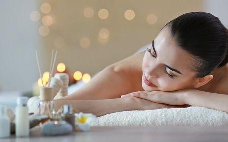 70 minut relaxu s masáží dle výběru v Diamond Spa