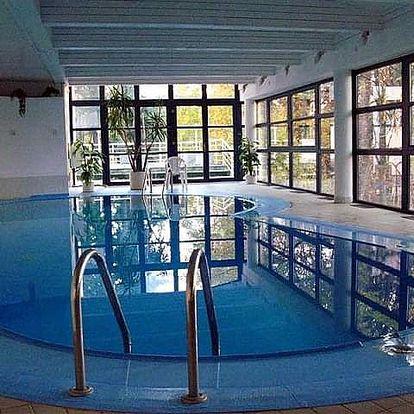 Relaxační pobyt v jižních Čechách pro 2 osoby s neomezeným wellness