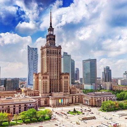 Varšava a Baltské Trojměstí, Mazovské vojvodství