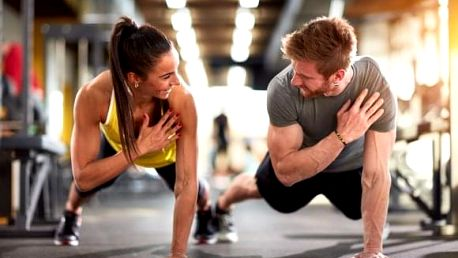 10 vstupů na intenzivní trénink s jídelníčkem a měřením tělesných hodnot