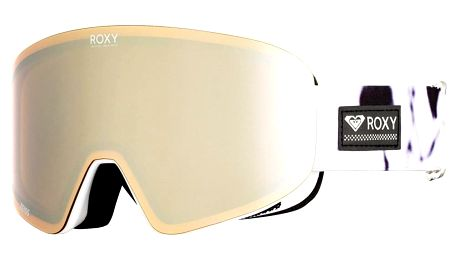 Brýle Roxy Feelin true black white birds