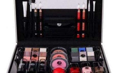 2K All About Beauty Train Case 60,2 g dekorativní kazeta pro ženy