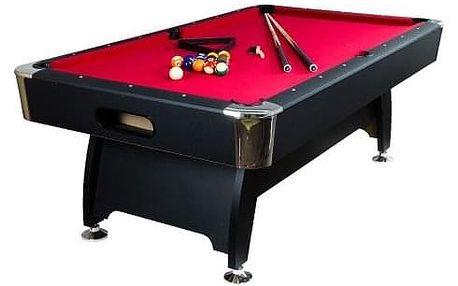 Tuin 9515 Kulečníkový stůl pool billiard kulečník 8 ft s vybavením