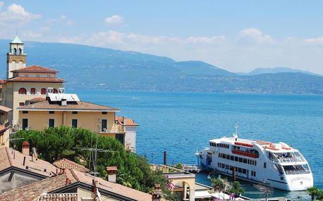 Lago di Garda: vysněná dovolená přímo na břehu jezera - dlouhá platnost poukazu