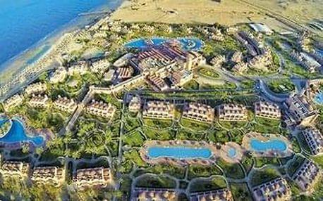 Egypt - Marsa Alam letecky na 7-11 dnů, all inclusive