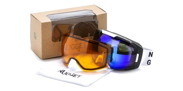 Brýle Nugget Amplifier 4 white4