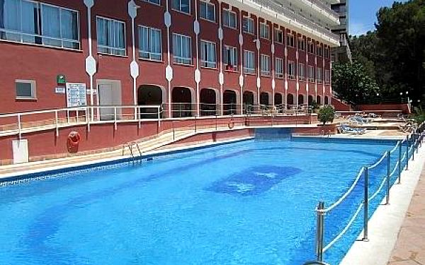 Seramar Luna & Luna Park, Mallorca, letecky, all inclusive3
