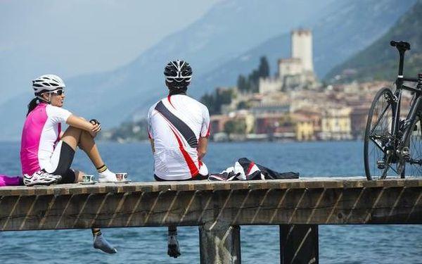 Lago di Garda: vysněná dovolená přímo na břehu jezera 3 dny / 2 noci, 2 os., snídaně5
