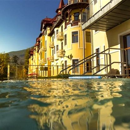 Tatranská Lomnica - Grandhotel PRAHA, Slovensko