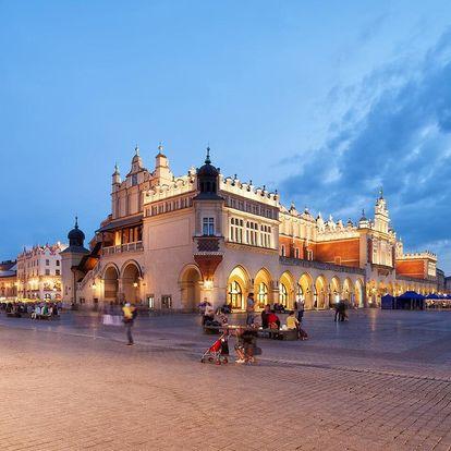 Výhodný hotel v Krakově s kluzištěm a bazénem
