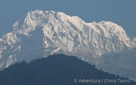 Nepál – země bohů a hor